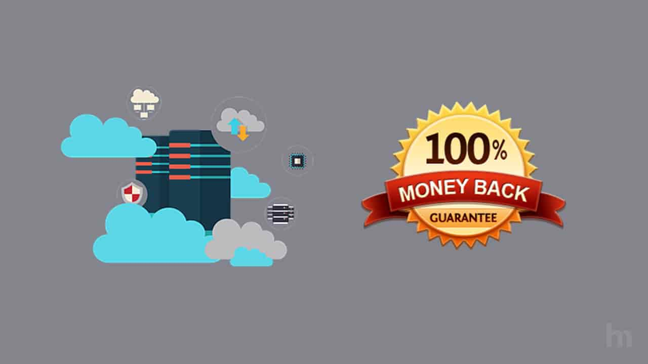 Best Hosting Provider With Money Back Guarantee in 2020